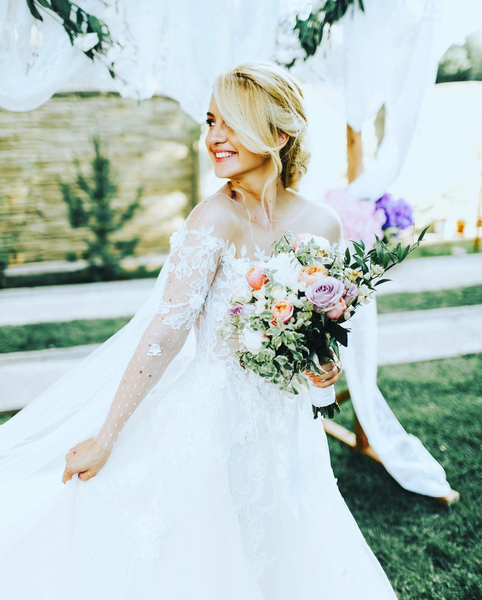 We absolutely love our beautiful and happy brides!