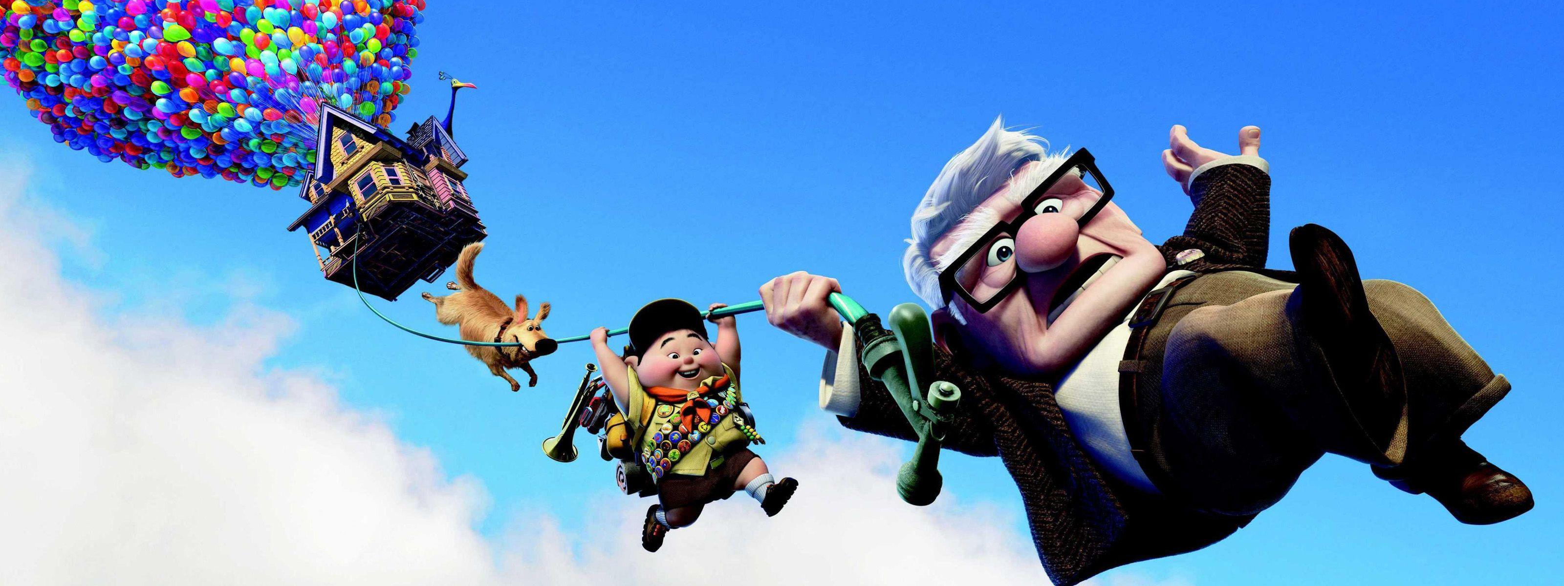 Hd Wallpapers Widescreen 1080p 3d Movie Wallpapers Hd Widescreen Latest Movie Wallpapers In High Disney Pixar Up Disney Desktop Wallpaper Cover Pics