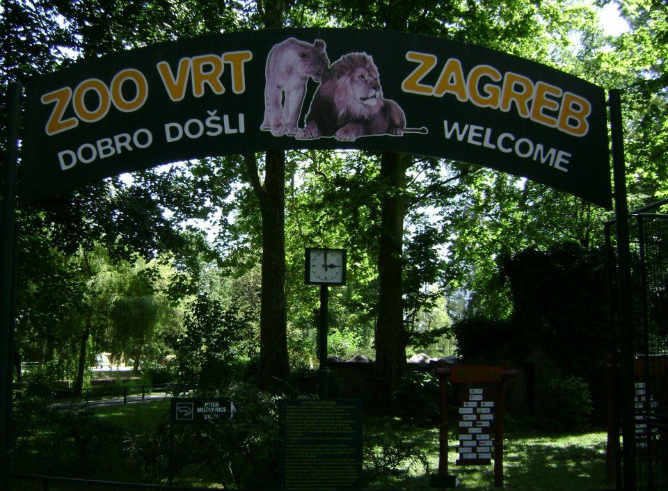 The Zoo Zagreb Croatia Zagreb Croatia Zoo