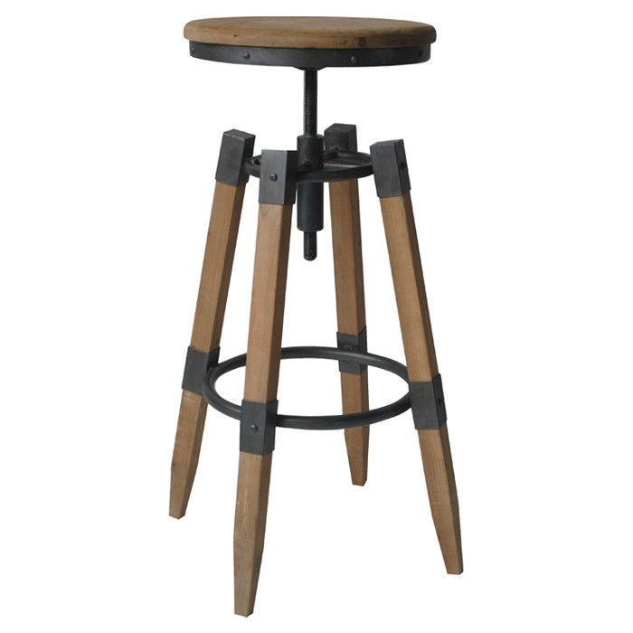 Ordinaire Quad Pod Barstool   Also Doubles As One Of Those Artist Stools.