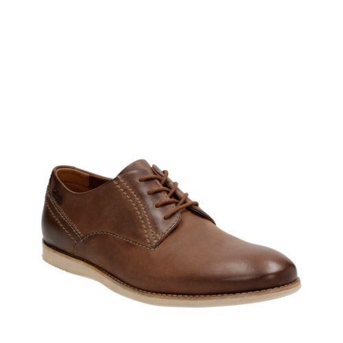 bd63e89a4 Franson Plain Tan Leather mens-dress-casual-shoes