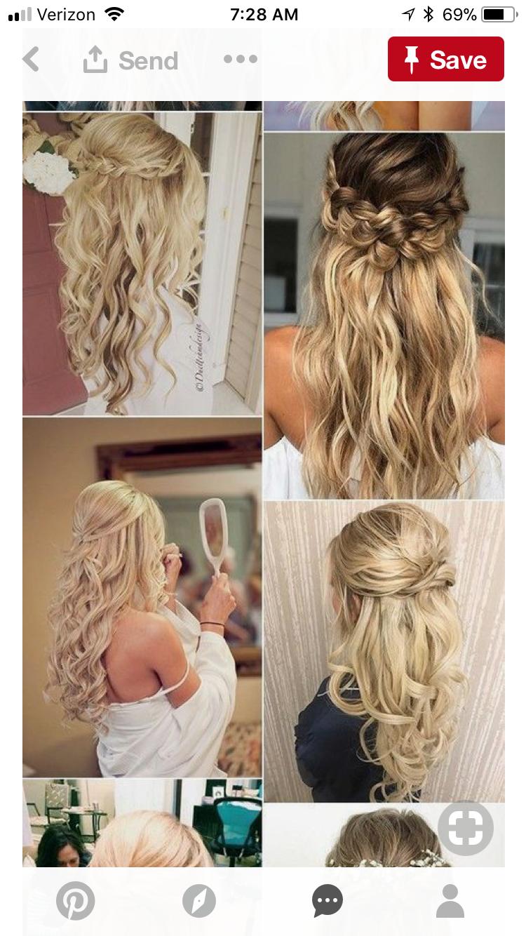 Pin by sharon verdugo on wedding hairstyles pinterest wedding
