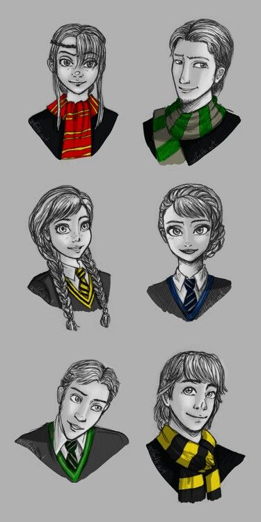 I Know It Doesn T Have Any Of The Big Four But Deal With It It S Still Cool The Big Four Disney Hogwarts Disney And Dreamworks