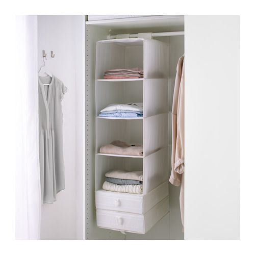 IKEA SKUBB Storage with 6 compartments