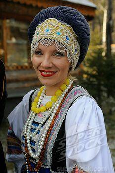 Russian Woman, Siberia