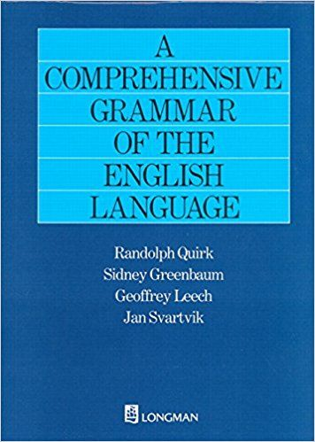 A Comprehensive English Grammar For Foreign Students Pdf