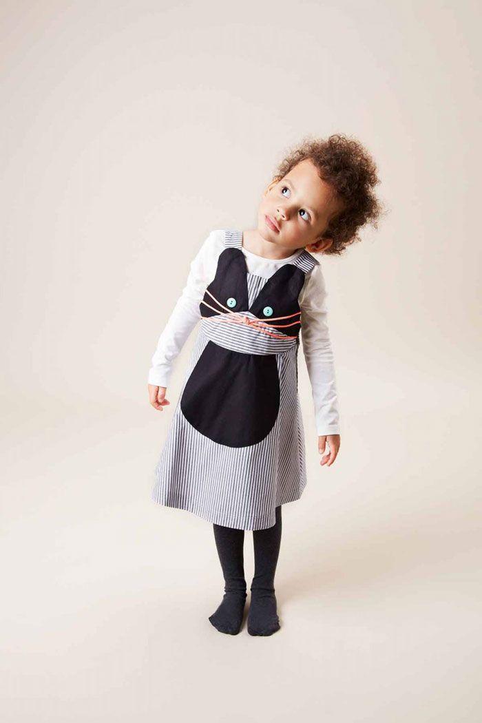 Niños Bloesem | Moda infantil por Bang Bang Copenhagen- perfecto para Halloween también!