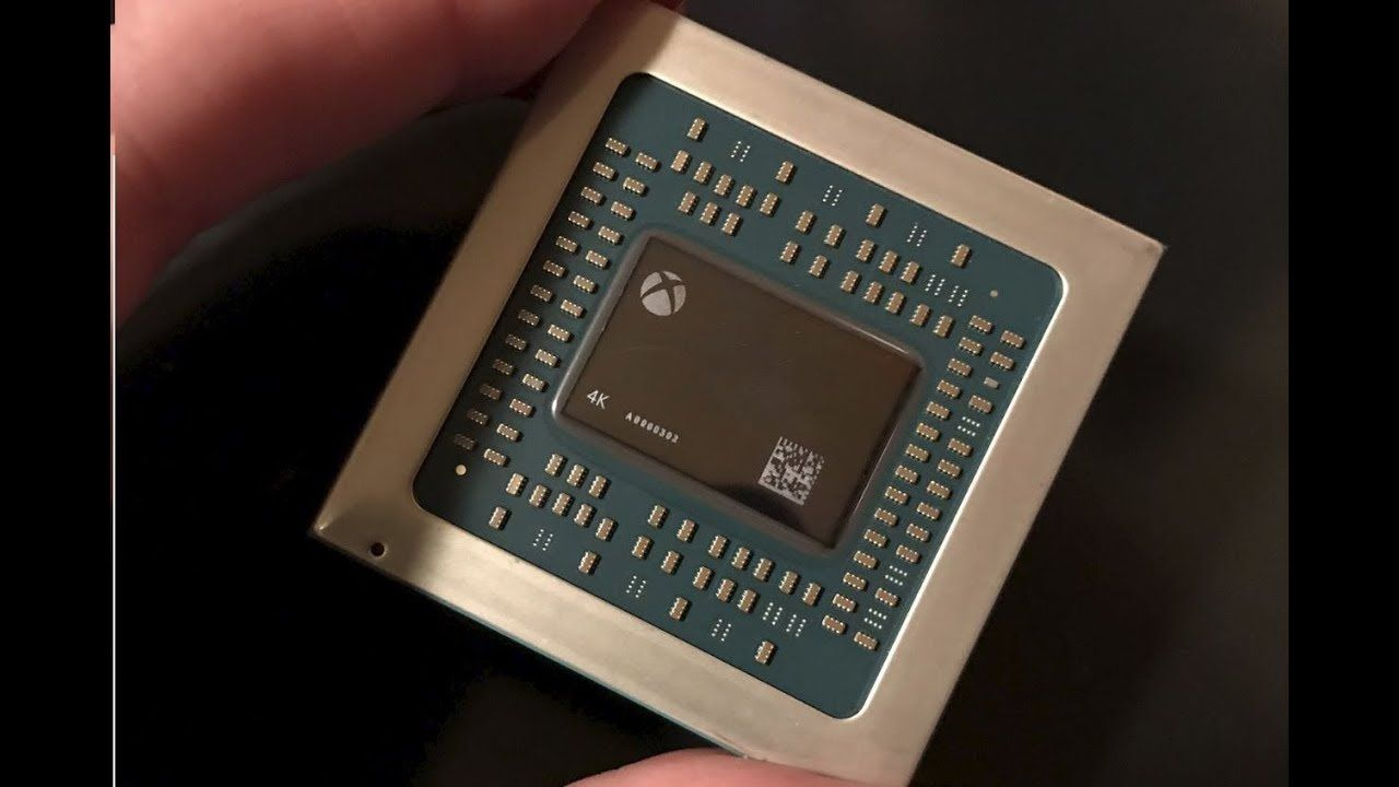 Xbox Anaconda SoC is called Arden And Will Be Presented to