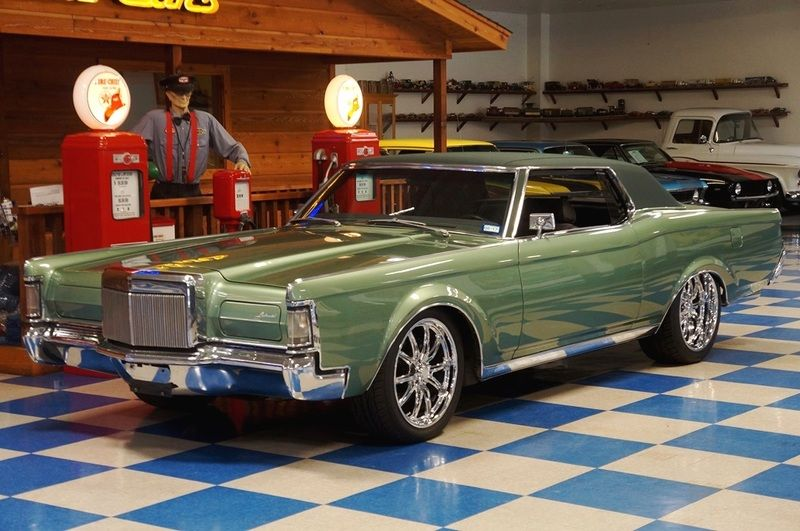 1969 Lincoln Continental For Sale in New Braunfels, Texas