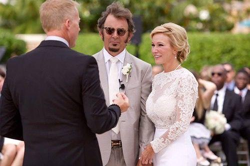 Jonathan Cain And Paula White Married In 2015 Paula White Third Marriage Celebrity Weddings