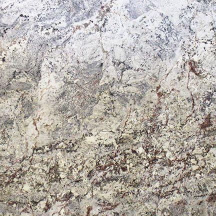 Pental White Spring Satin Granite Durable Stunning