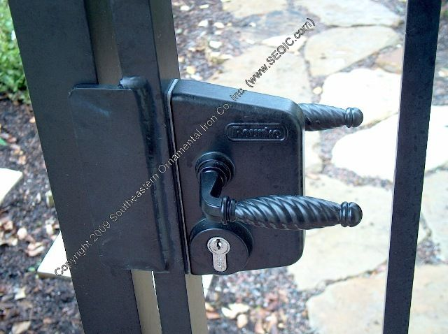 Rourke Super Lock With Images Iron Gate Lock Gate Locks