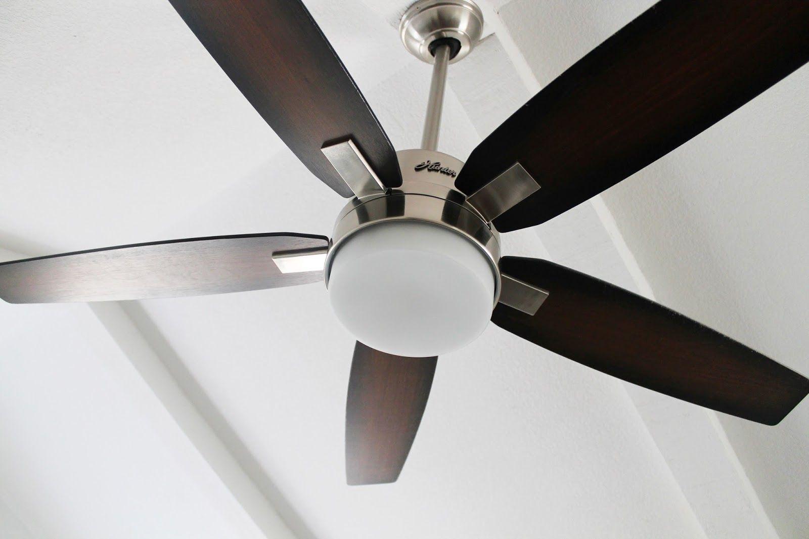 Hunter modern ceiling fan onlinecompliancefo pinterest