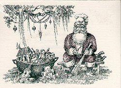 The Twelve Days of Christmas (on de bayou) - Cajun Christmas