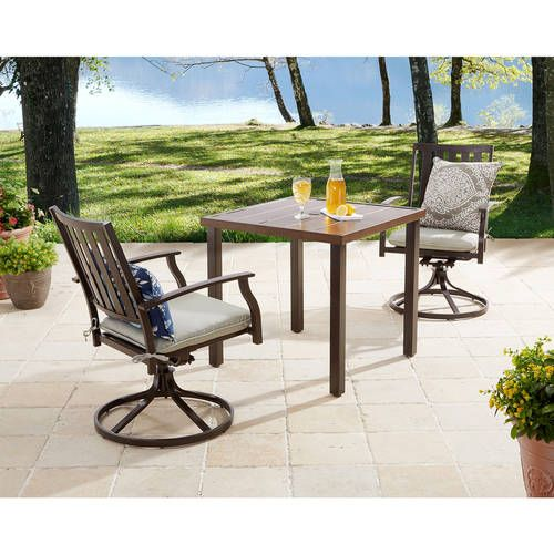 Patio Furniture Table And Chairs | Furniture Ideas | Pinterest ...