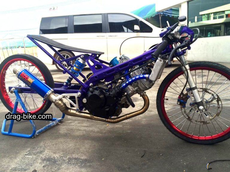 Gambar Honda Sonic Drag Indonesia Honda Sonic Thailand