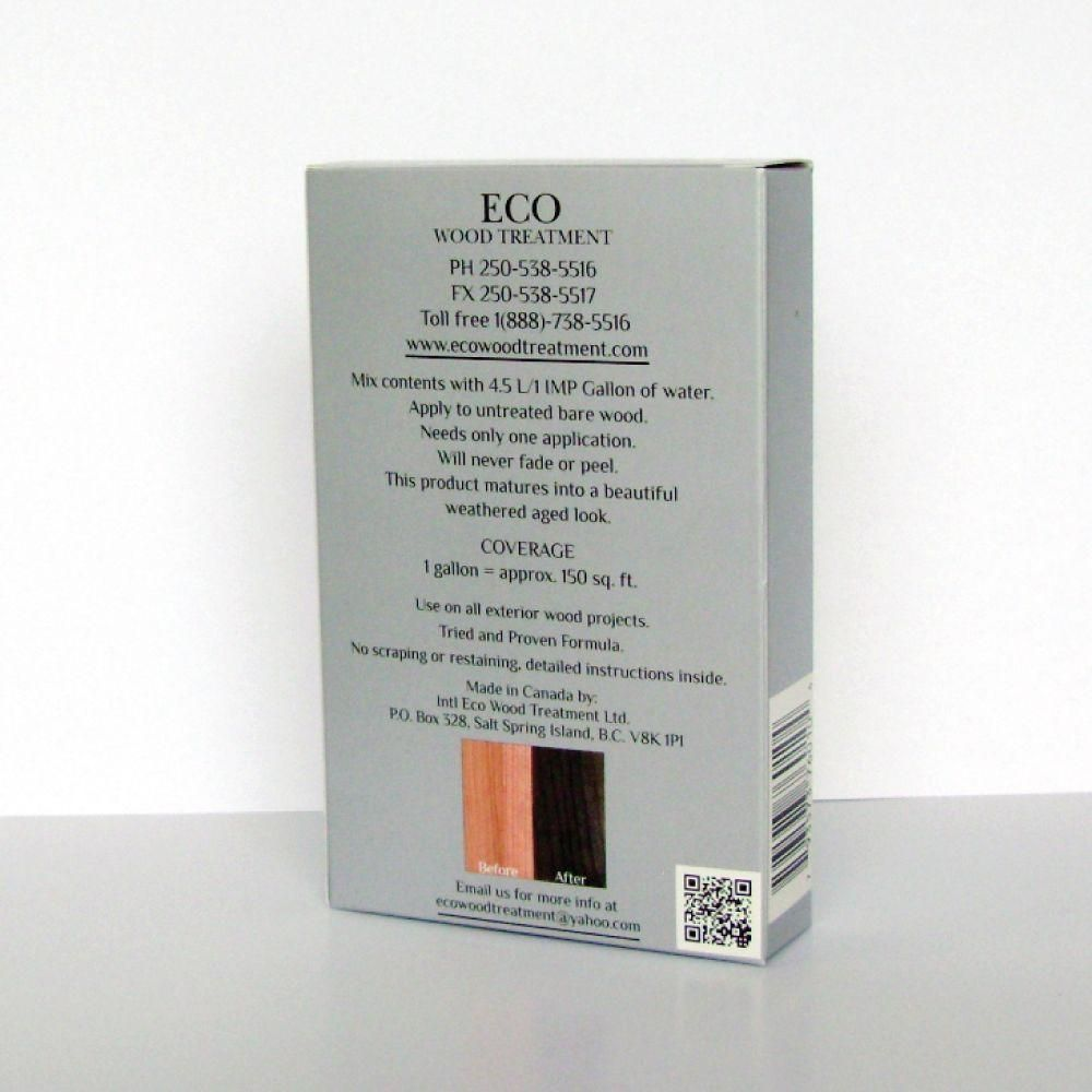 Intl Eco Wood Treatment 1 gal  Exterior/Interior Wood Stain