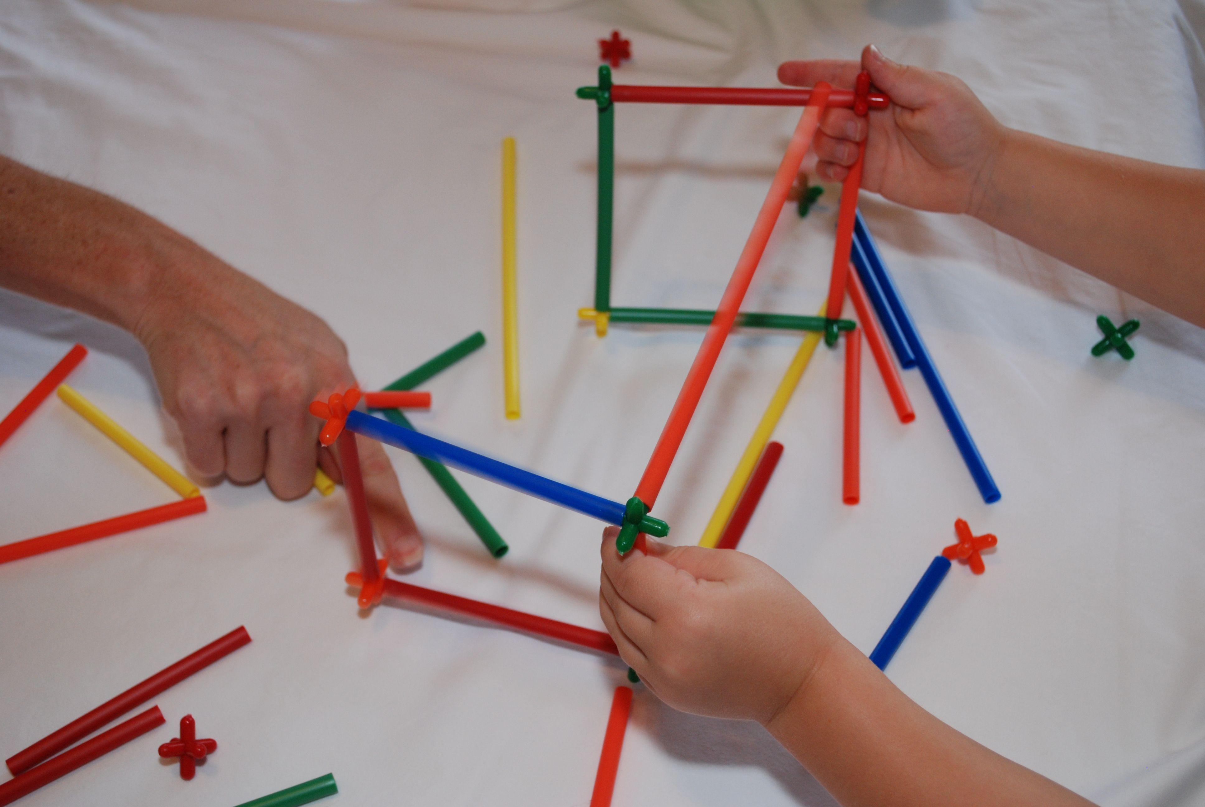 Preschool Construction Activities Develop Logical