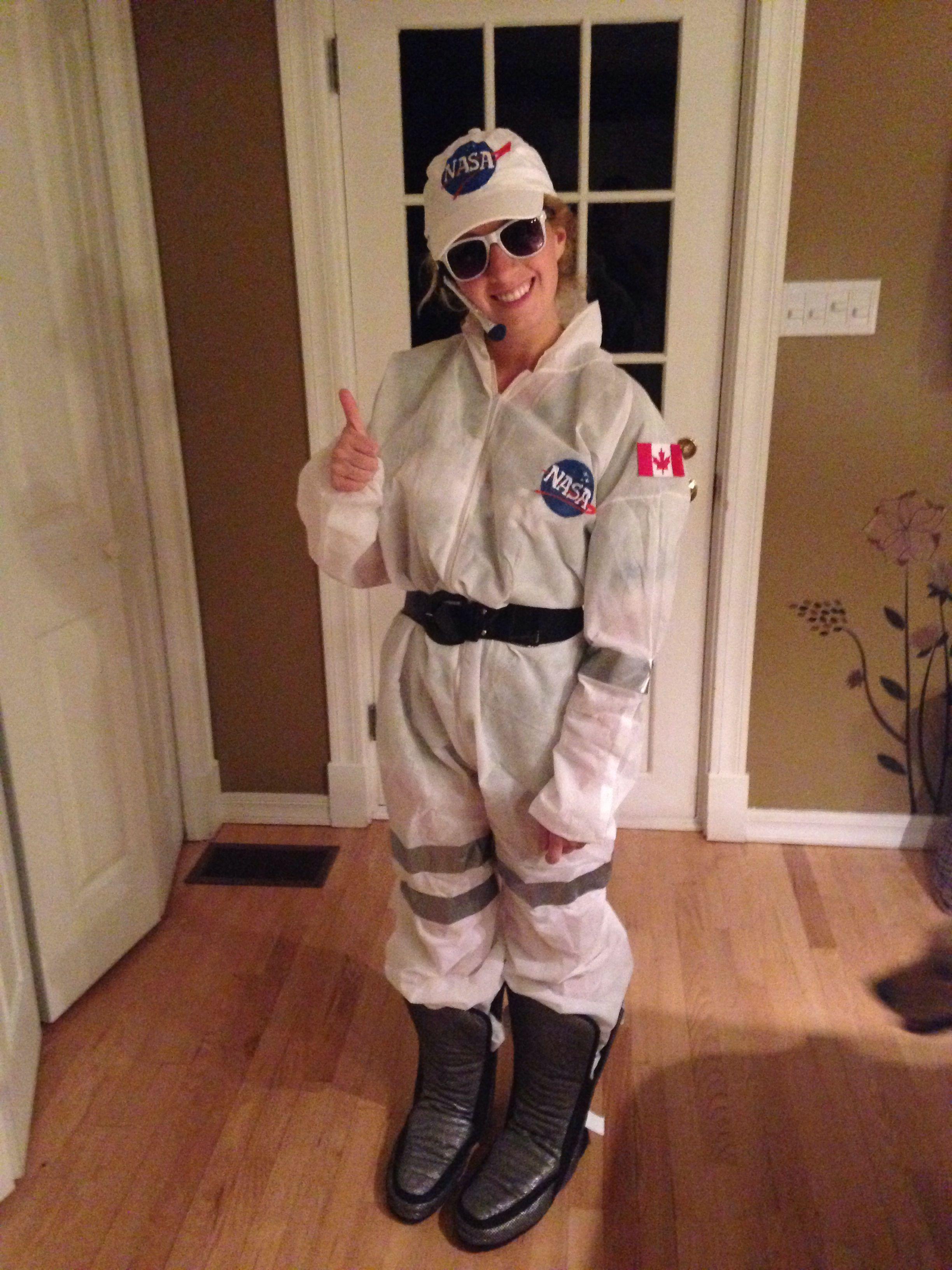 Diy Astronaut Costume Astronaut Costume Diy Astronaut