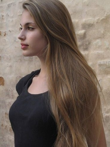 Best Hairstyles For Long Straight Hair-- growing my hair out again