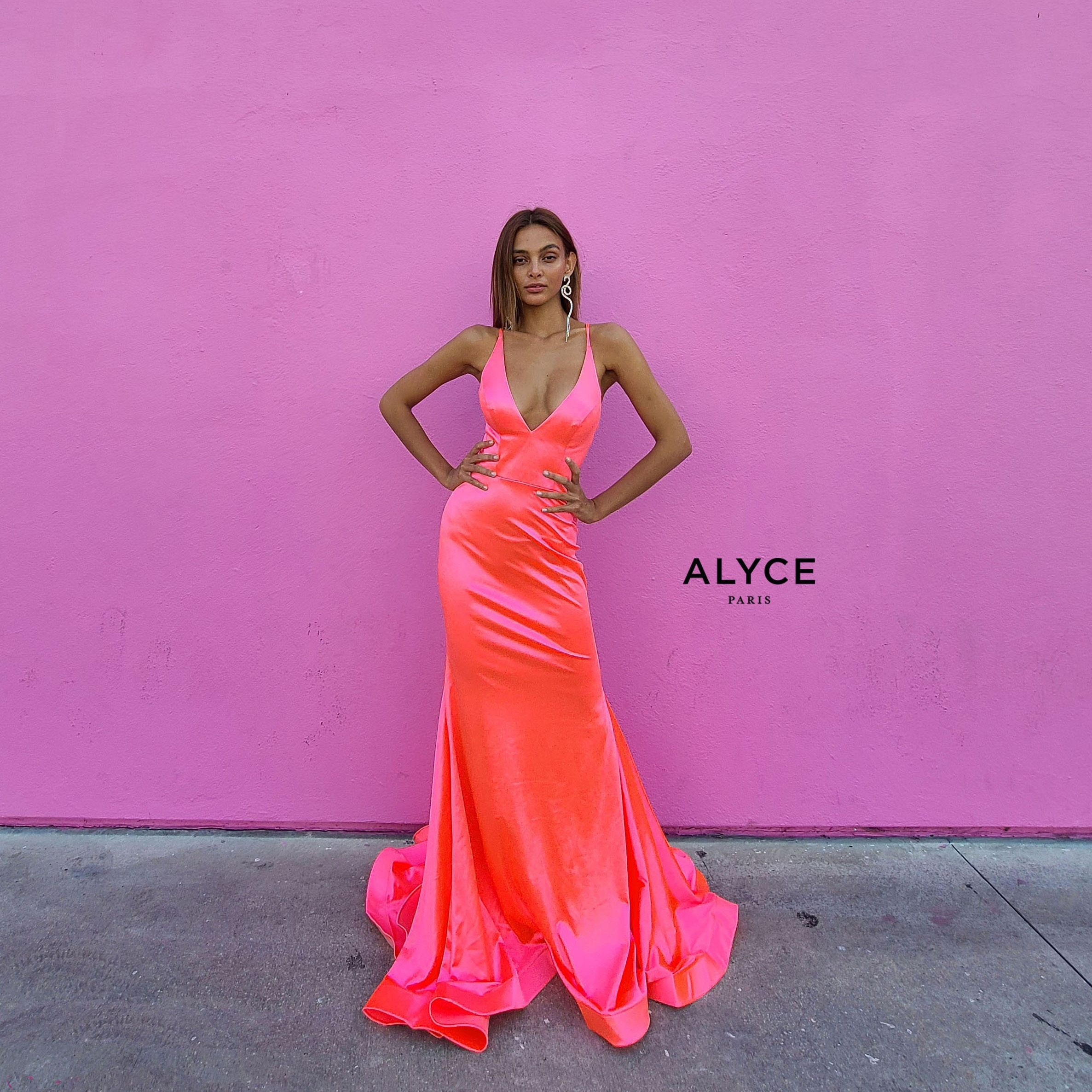 Alyce Paris 1625 Stretch Satin Prom Dress 2021 Prom Dresses Evening Gowns Formal Dresses In 2021 Formal Dresses Satin Prom Dress 2021 Prom Dresses [ 2373 x 2373 Pixel ]