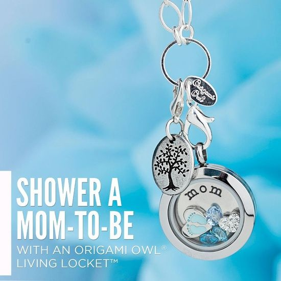 origami owl | mom to be