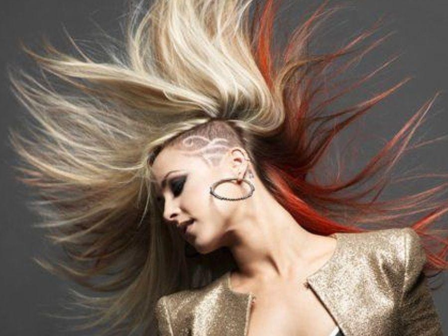 Hair Style Design: 17 Side Undercut Hairstyle Designs