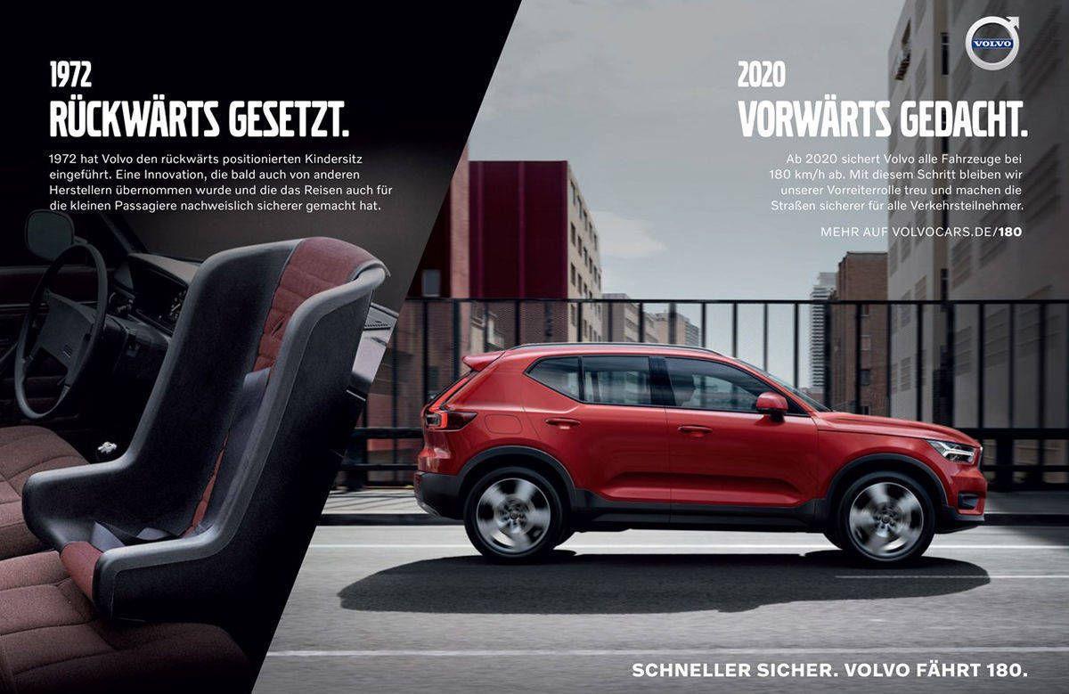 Grey und Pixelpark entwickeln VolvoSicherheitskampagne