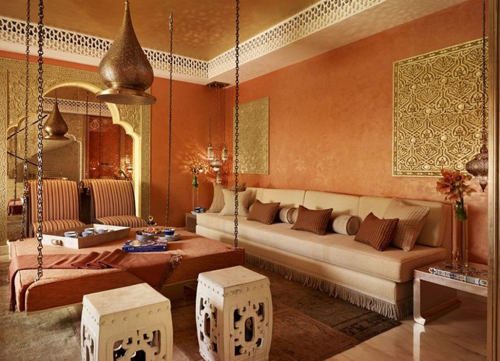 Villa In Qatar Designed By Katharine Pooley This Majlis Is A Mix Of Traditional Arabic Elements With Contemporary Materials Taste