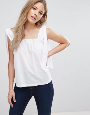 bbc4ee4371d Miss Selfridge Tie Strap Cami High End Brands, Womens Cocktail Dresses,  Cami Tops,