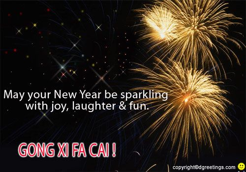 Dgreetings - Say happy chinese new year by this card. | New Year ...