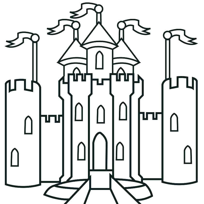 Coloringcastle Com Hearts Coloring Pages Castle Printable