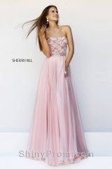 Sherri Hill 11075 lilac long prom dress for sale at $375, big discount. No extra cost for custom-made size and color!!Your satisfaction is our goal.