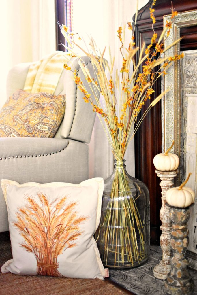 40 Beautiful Ways To Decorate With Wheat This Fall Home