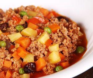 Ground Pork Menudo Filipino Style Recipe Ground Pork Recipes Pork Recipes Pork Menudo Recipe