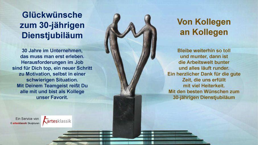 30 Jahriges Dienstjubilaum Spruche Und Gluckwunsche Von Kollegen Dienstjubilaum Spruche Zum 30 Gluckwunsche Zum Jubilaum
