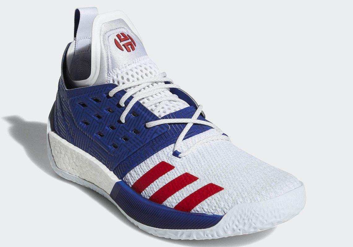 imán Articulación Lleno  adidas Harden Vol. 2 Aq0026 Release Date | SneakerNews.com | Top basketball  shoes, Tenis shoes, James harden shoes