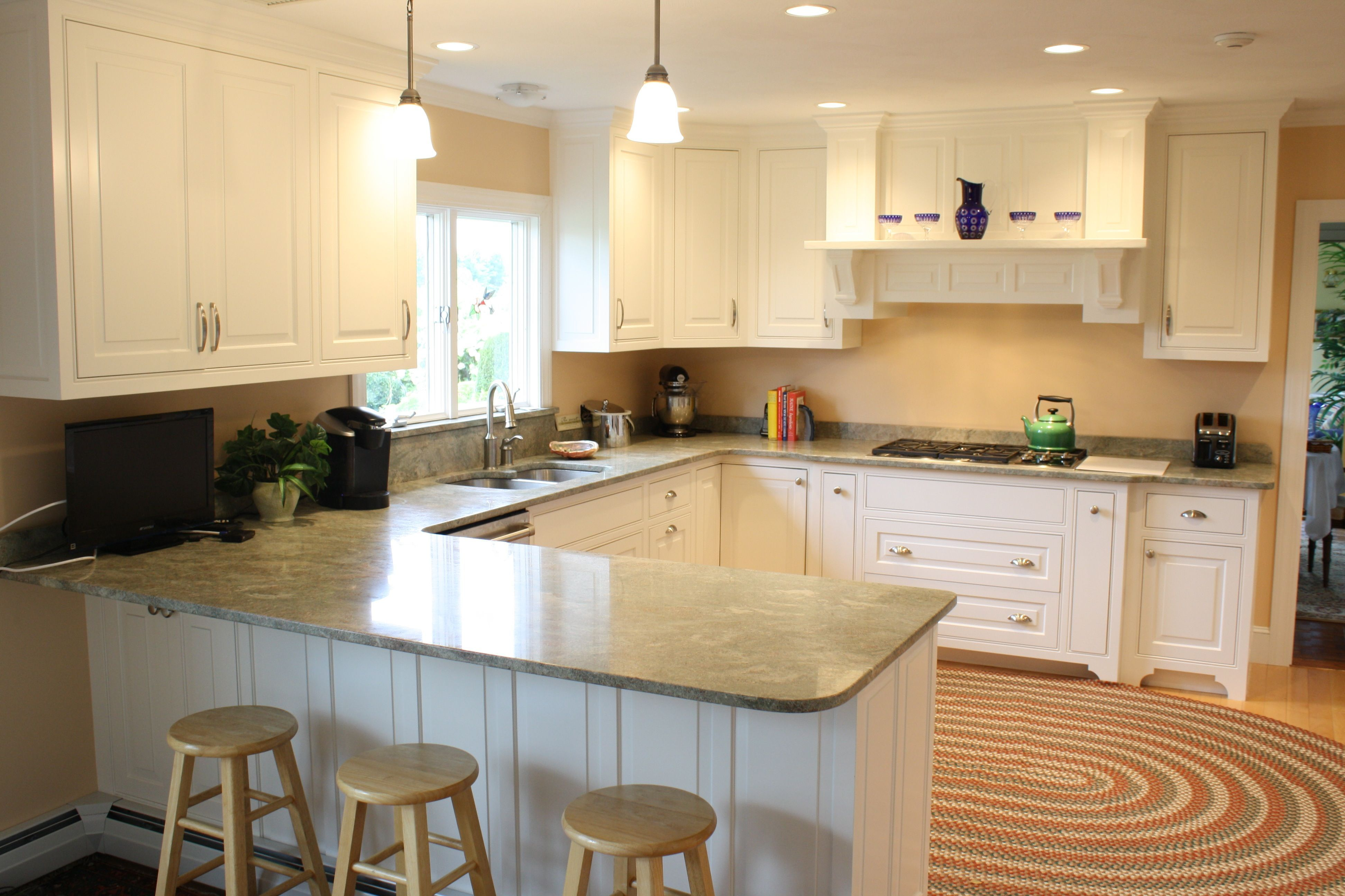 10 Considerable Kitchen Without Backsplash Inspirations Kitchen