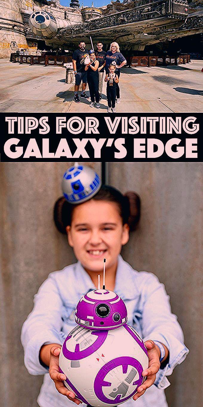 Photo of Star Wars Land Disneyland Tips