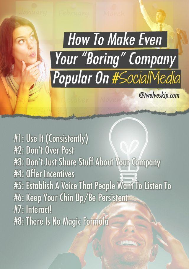 Social Media Marketing Tips via twelveskip http://www.intelisystems.com/resources/case-study/