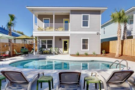 Check out this awesome listing on Airbnb: Sunset Grace 7B/6BA Priv on bathroom with pools, modern houses with pools, hotels with pools, bedroom with pools, little houses with pools, home with pools, real estate with pools, landscaping with pools, house with swimming pool, gardens with pools, art with pools, building with pools, home swimming pools,