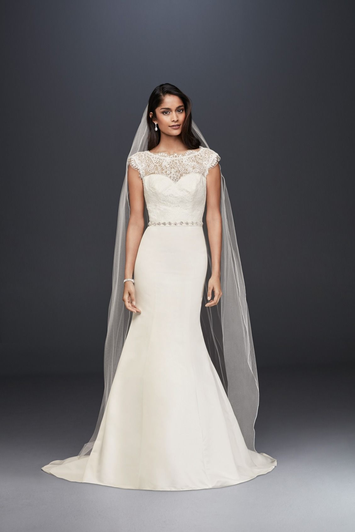 Pippa middleton inspired wedding dress from davidus bridal