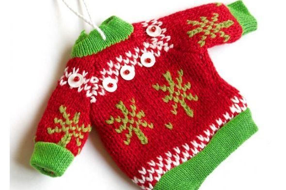 Ugly Sweater Ornaments ) ugly sweater Pinterest Ornament