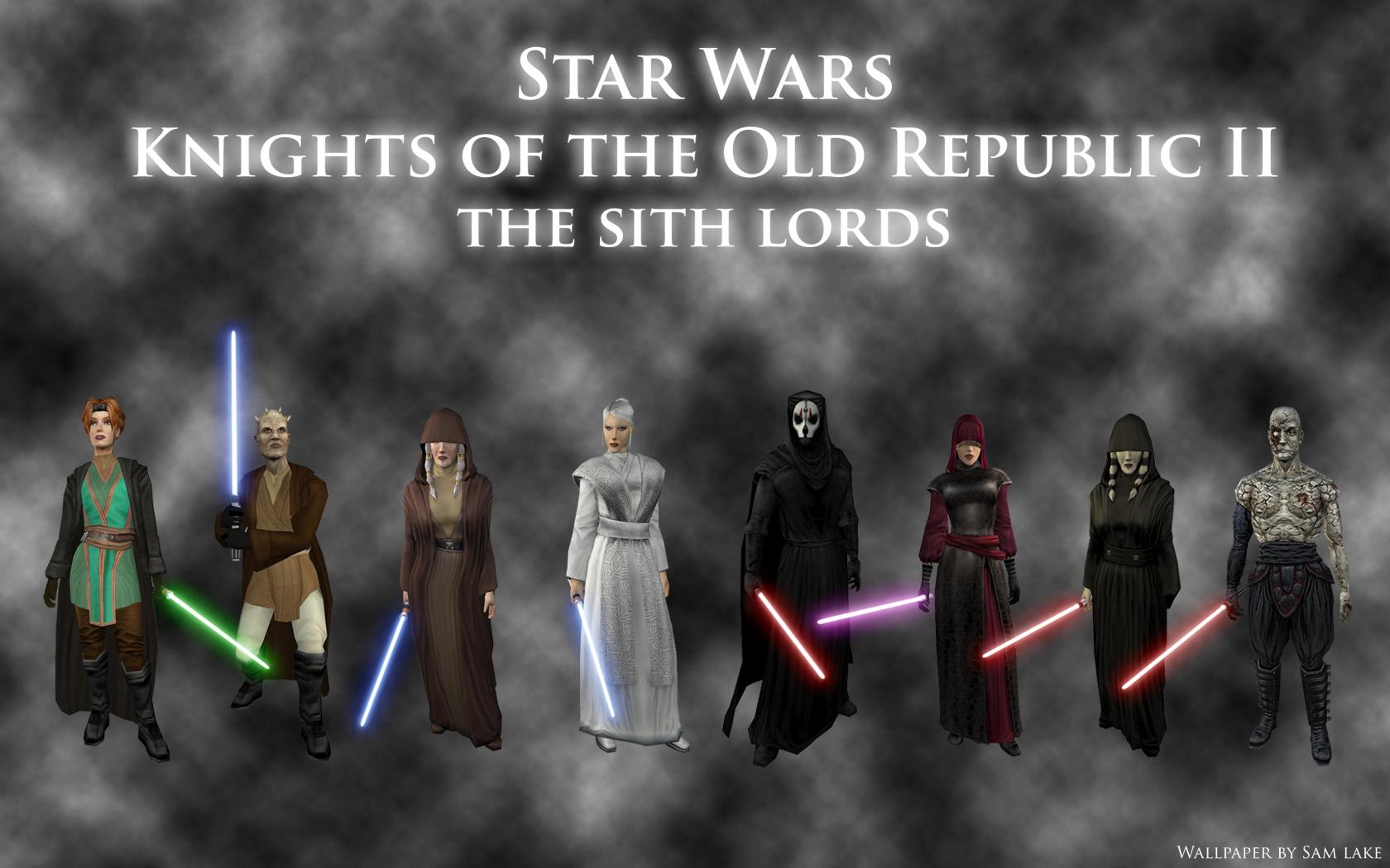 Kotor Ii Characters Wallpaper The Old Republic Character Wallpaper Star Wars