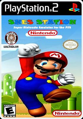 Iso Snes Station Emulador Ps2 Snes9x Emula La Mayoría De Juegos De Super Nintendo En La Playstation 2 T Iene Opc Super Nintendo Emulador Juegos Ps2