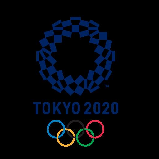 Resultado de imagem para tokyo 2020 logos