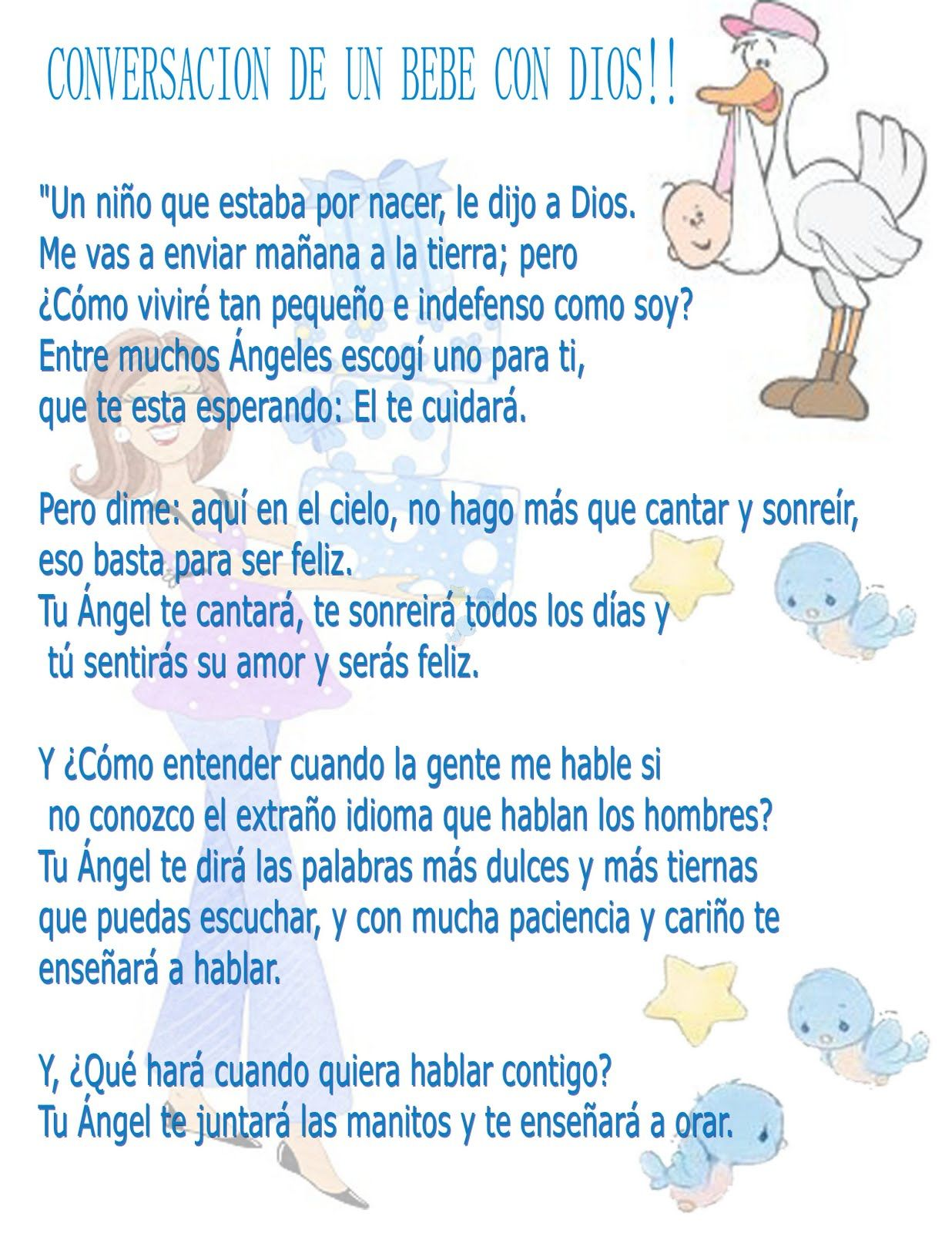 Frases Para Un Baby Shower De Nina : frases, shower, Poema, Shower, Tarjetas, Cumpleaños, Imprimirtarjetas, Mensajes, Shower,, Frases, Agradecimiento