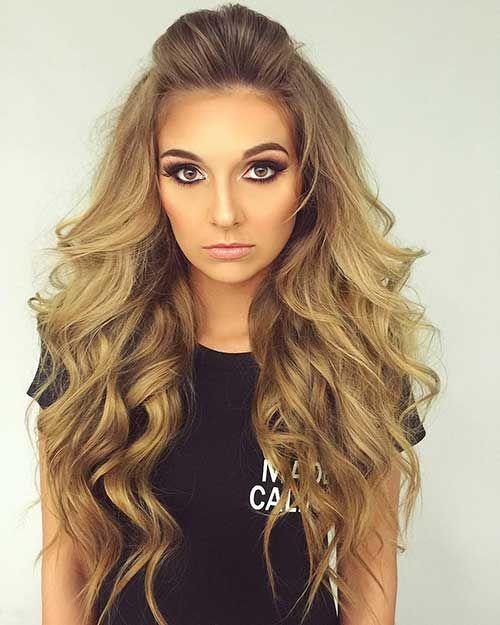 Trending Hair Styles Trending Hair Styles For Curly Hair  Long Hairstyles 2017 & Long