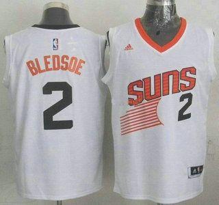 7c13949d06e ... phoenix suns jersey 2 eric bledsoe revolution 30 swingman 2014 new  white jerseys