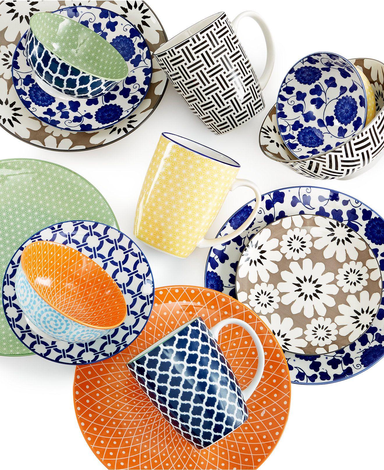 mix and match dinnerware sets  u0026 certified international